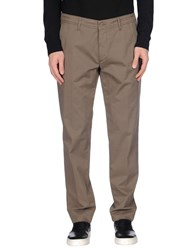 Re.Bell Trousers Casual Trousers Men Khaki