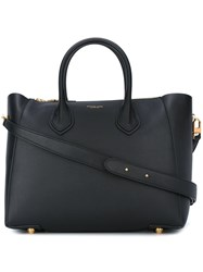 Michael Kors Large 'Helena' Tote Black