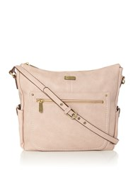 Ollie And Nic Annie Large Hobo Bag Pink