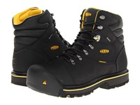 Keen Utility Milwaukee Wp Black Work Lace Up Boots