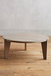 Anthropologie Bramling Coffee Table Light Grey