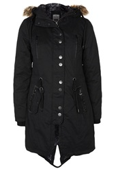 Fresh Made Parka Black