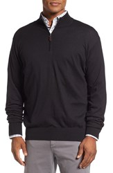 Peter Millar Men's Crown Quarter Zip Sweater