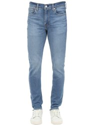Levi's 519 Extreme Skinny Cotton Denim Jeans Blue