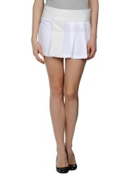 Violet Skirts Mini Skirts Women