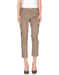 Pinko Black Trousers Casual Trousers Women Khaki