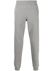Emporio Armani Ea7 Slim Fit Track Trousers Grey