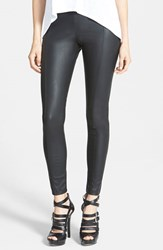 Women's Glamorous Faux Leather Leggings