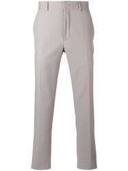Fendi Tailored Trousers Grey