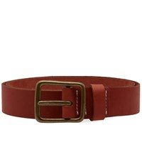 Red Wing Shoes Leather Belt Brown