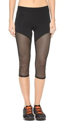 Solow Epic Mesh Capri Black
