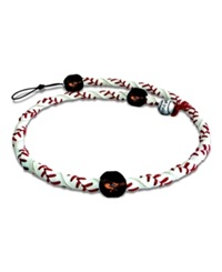 Game Wear Baltimore Orioles Frozen Rope Necklace Team Color