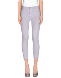 J Brand Trousers Casual Trousers Women Lilac
