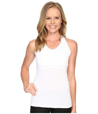 Kuhl Soratm Tank Top White Sleeveless