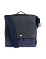 Skagen Denmark Handbags Dark Blue