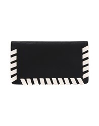 French Connection Wallets Black