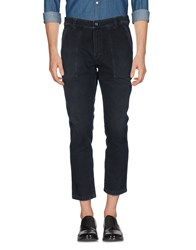 The Editor Casual Pants Steel Grey