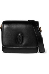 Saint Laurent Le 61 Leather Shoulder Bag Black