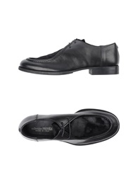 Collection Privee Collection Privee Lace Up Shoes Black