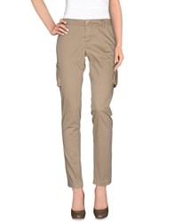 At.P. Co At.P.Co Trousers Casual Trousers Women Sand