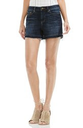 Vince Camuto Women's Two By Release Hem Denim Shorts