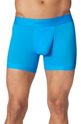 Men's Tommy John 'Air' Trunks Brilliant Blue