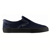 Superga Flat Slip On Trainers Navy Pony