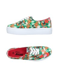 Mtng Sneakers Green