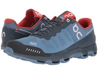 On Cloudventure Fjord Navy Running Shoes Blue