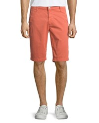 Ag Adriano Goldschmied Griffin Tailored Fit Shorts Brick Dust
