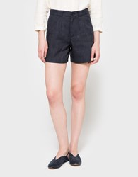 A.P.C. Short Vanessa Dark Navy