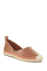 French Connection Umara Espadrille Flat Brown