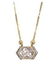 Shana Gulati Neora 18K Gold Diamond And Vermeil Pendant Necklace No Color