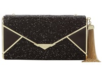 Bcbgmaxazria Slone Hard Envelope Case Black Clutch Handbags