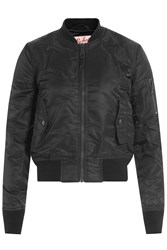 Schott Nyc Flight Jacket Black