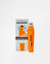 L'oreal L'oreal Men Expert Hydra Energetic Eye Roll On 10Ml Silver