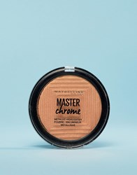 Maybelline Master Chrome Metal Highlighter 100 Molten Gold