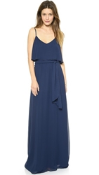 Joanna August Dani Maxi Dress Tangled Up In Blue