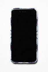 Free People Rubber Iphone Case