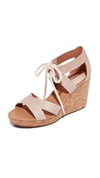Sperry Dawn Ari Wedge Sandals Blush