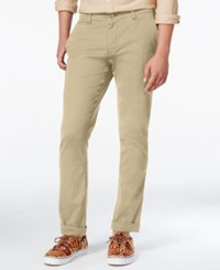 O'neill Men's Team Slim Pants Khaki