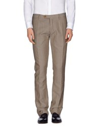 Avio Trousers Casual Trousers Men Dove Grey