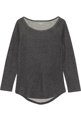 Majestic Layered Cotton And Cashmere Blend Top