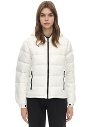 Duvetica Kuma Nylon Down Jacket White