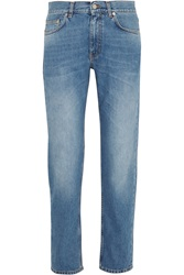 Acne Studios Boy Faded Mid Rise Boyfriend Jeans