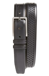 Mezlan Palma Leather Belt