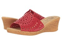 Spring Step Martha Red Women's Shoes