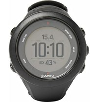 Suunto Ambit3 Steel Sports Watch Black