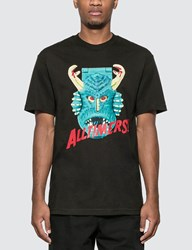 Alltimers Mighty T Shirt Black
