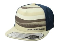 Outdoor Research Performance Trucker Paddle Khaki Caps